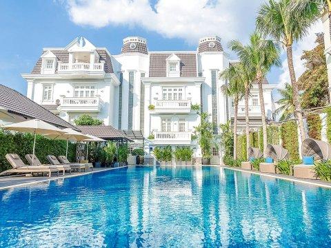 宋西贡别墅酒店(Villa Song Saigon)