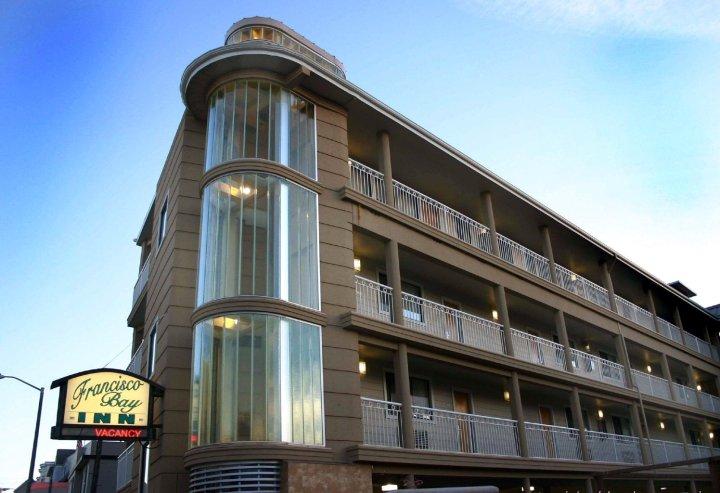 旧金山弗朗西斯科湾旅馆(Francisco Bay Inn San Francisco)