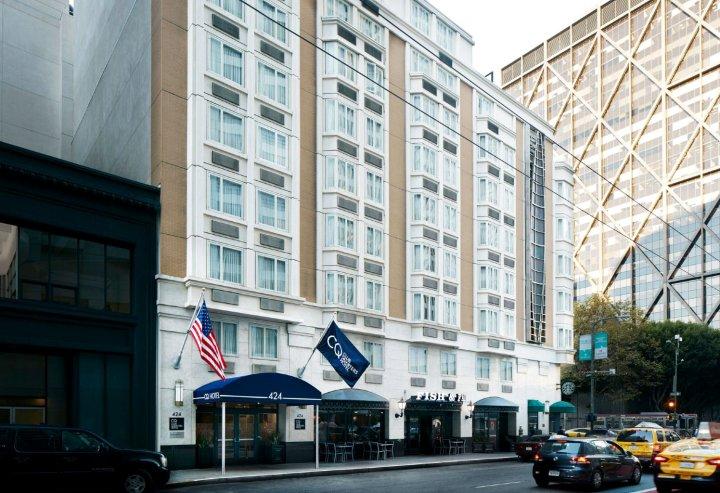 旧金山俱乐部住宅酒店(Club Quarters Hotel in San Francisco)