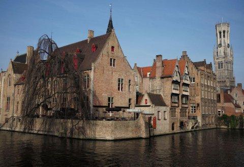 圣索沃尔布鲁日住宿加早餐旅馆(B&B Saint-Sauveur Bruges)
