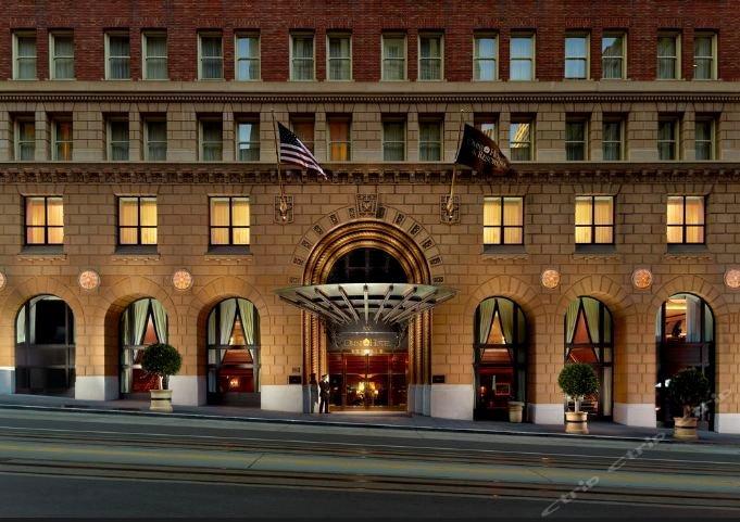 旧金山奥尼酒店(Omni San Francisco)