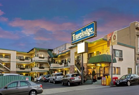 旅客之家普雷斯迪奥酒店(Travelodge by Wyndham Presidio San Francisco)