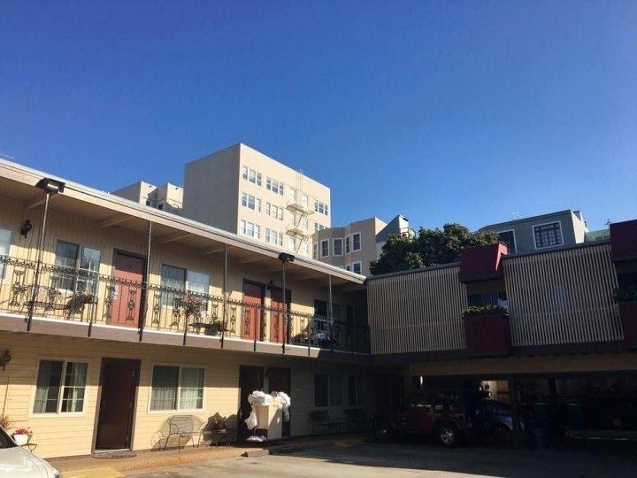 太平洋高地旅馆(Pacific Heights Inn)