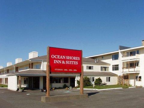 欧圣肖斯旅馆&套房酒店(Ocean Shores Inn & Suites)