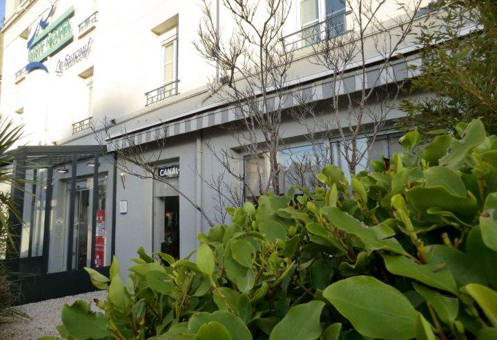 苏科夫布里特酒店(Brit Hotel le Surcouf)