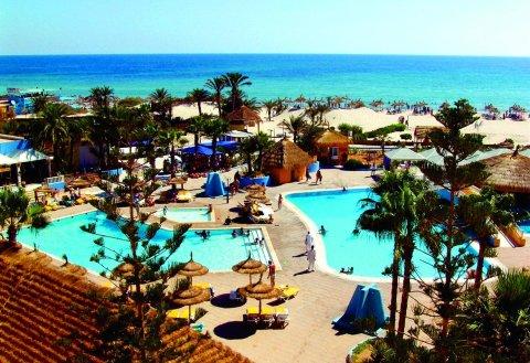 吉尔巴岛加勒比世界海水浴场酒店(Caribbean World Thalasso Djerba)