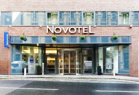 诺富特利物浦中心酒店(Novotel Liverpool Centre)