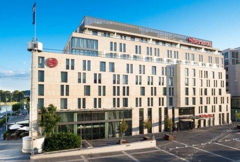 布拉迪斯拉发喜来登酒店(Sheraton Bratislava Hotel)