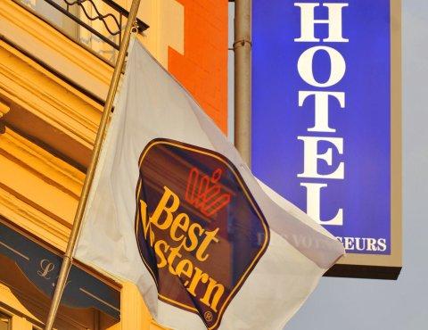 贝斯特韦斯特旅行者酒店(Best Western Hôtel des Voyageurs)