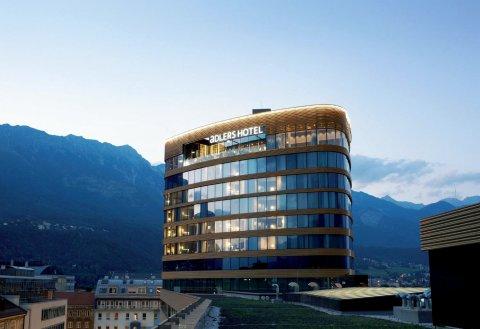 因斯布鲁克阿德勒斯酒店(Adlers Hotel Innsbruck)