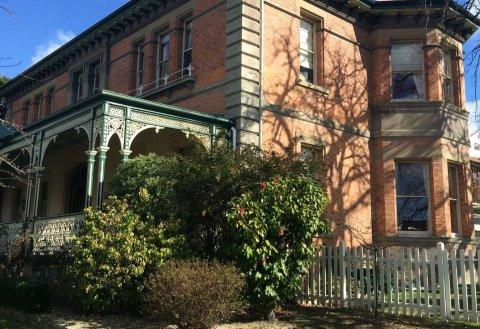 加顿赛德遗产住宿酒店(Gattonside Heritage)