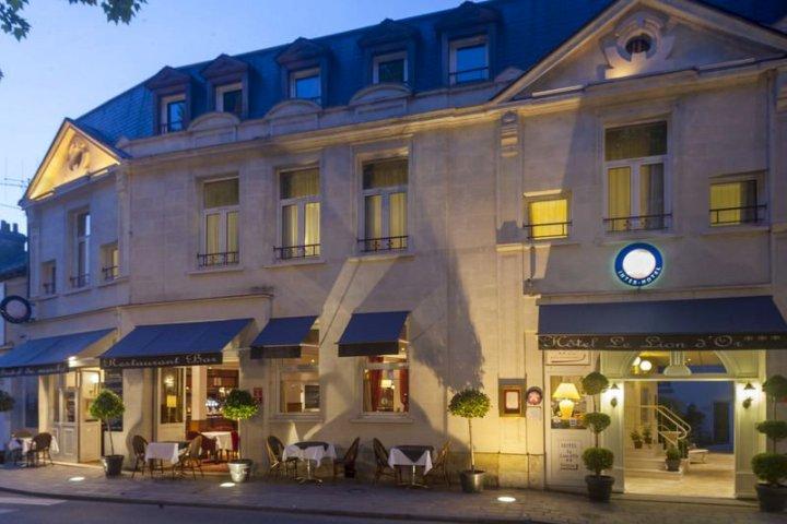 希农金狮子原生酒店(The Originals City, Hôtel Le Lion d'Or, Chinon (Inter-Hotel))