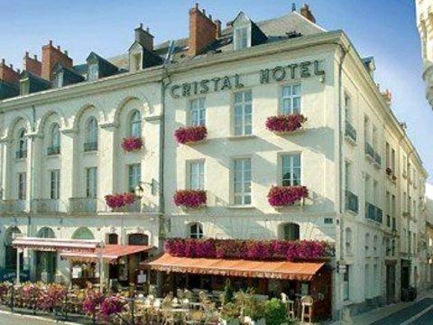水晶餐厅酒店(Cristal Hôtel Restaurant)