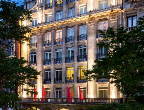 布鲁塞尔中心酒店(NH Collection Brussels Centre)