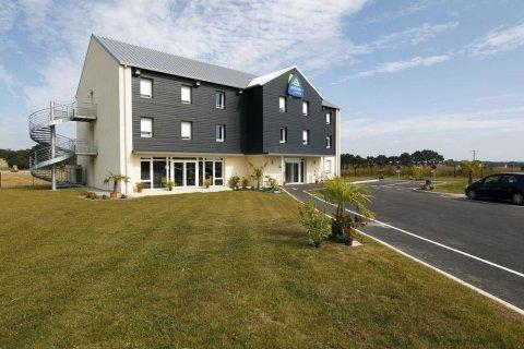 阿克纳城市圣马洛多尔布列塔尼酒店(Hotel Akena City Saint-Malo Dol-De-Bretagne)