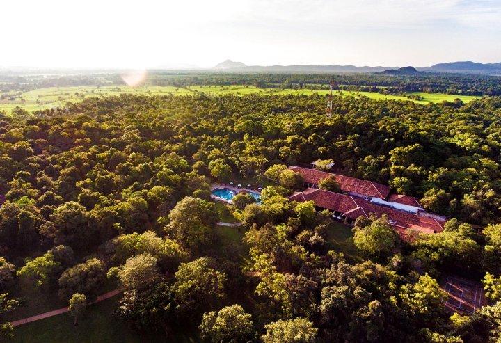 斯里兰卡阿马雅湖酒店(Amaya Lake Sigiriya)