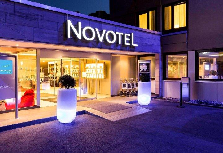 诺富特酒店纽伦堡展览中心店(Novotel Nürnberg am Messezentrum)