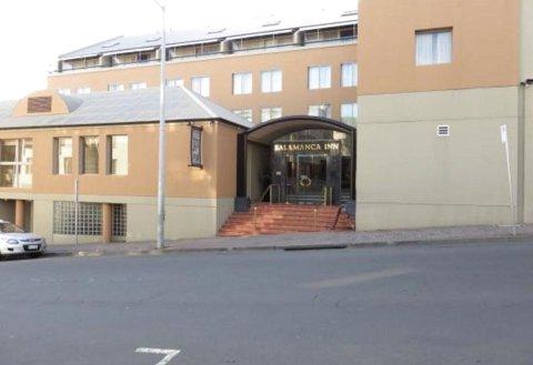 萨拉曼卡公寓式酒店(Salamanca Inn)