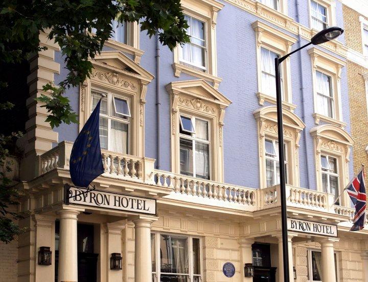 伦敦拜伦酒店(Byron Hotel London)