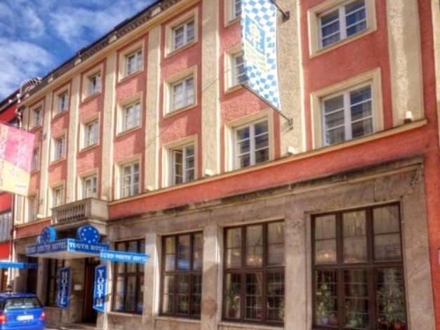 慕尼黑欧洲青年旅馆(Euro Youth Hotel Munich)
