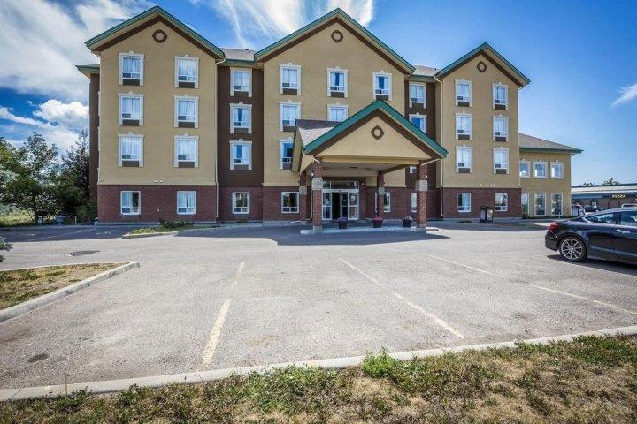 舒适酒店及套房- 艾尔德里(Comfort Inn & Suites Airdrie)