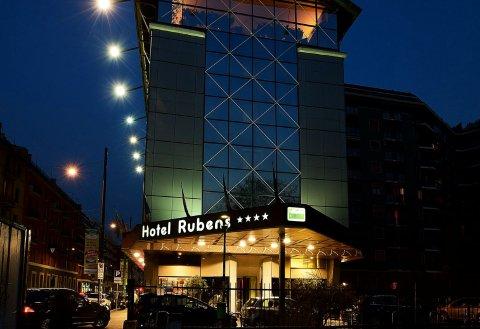 安尼塔斯鲁宾斯酒店(Antares Hotel Rubens)