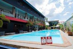 大城赫拉查标志201奈达酒店(Nida Rooms Horatanachai 201 Iconic at P.U. Guesthouse)