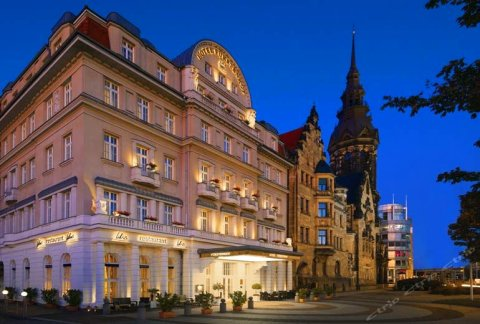 莱比锡弗斯腾霍夫酒店(Hotel Fuerstenhof Leipzig)