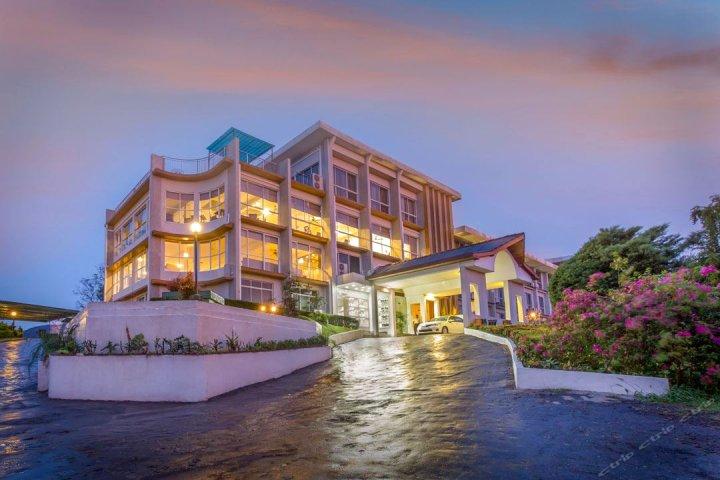 康提托帕兹酒店(Hotel Topaz Kandy)