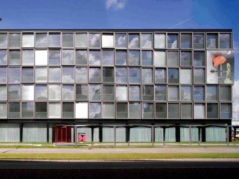 史基浦机场 M 市民酒店(Citizenm Schiphol Airport Hotel)