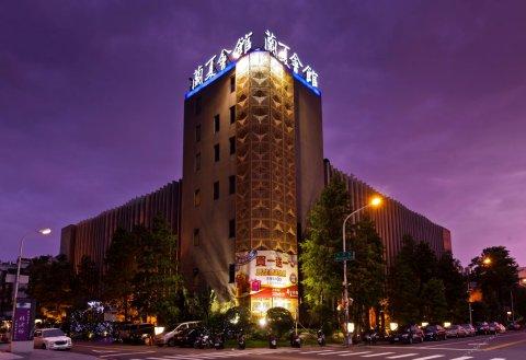 台中兰夏会馆(Lanxia Boutique Motel)