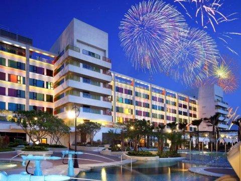 福容大饭店丽宝乐园(Fullon Hotel Lihpao Resort)