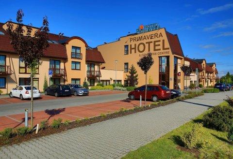 比尔森普利马维拉酒店及会议中心(Primavera Hotel & Congress Centre Pilsen)