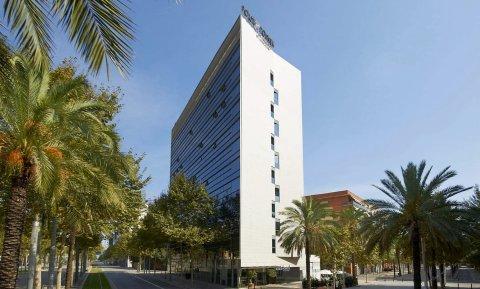 巴塞罗那对角线福朋喜来登酒店(Four Points by Sheraton Barcelona Diagonal)