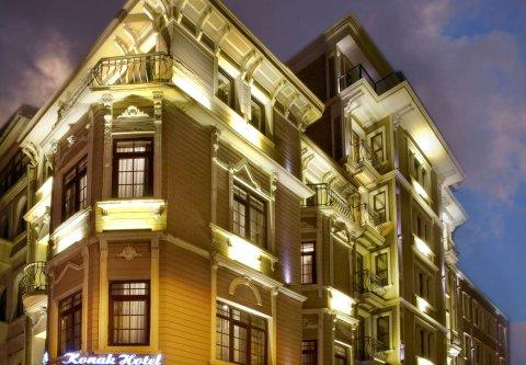 塔克西姆康纳克酒店(Konak Hotel Taksim)