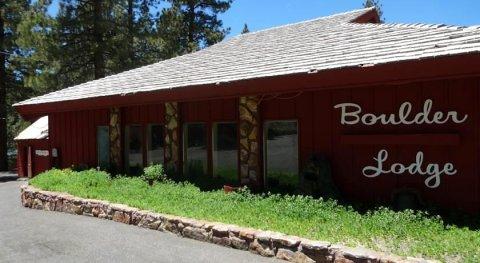 博尔德旅舍(Boulder Lodge)