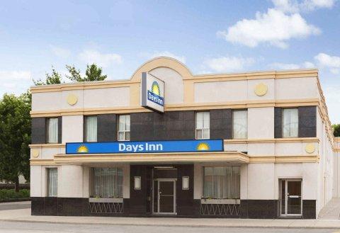 多伦多东海滩戴斯酒店(Days Inn by Wyndham Toronto East Beaches)