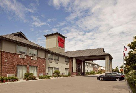多伦多尚印酒店(Stay Inn Hotel Toronto)