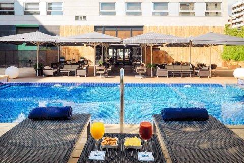 巴塞罗那伊塔卡H10酒店(H10 Itaca Hotel Barcelona)
