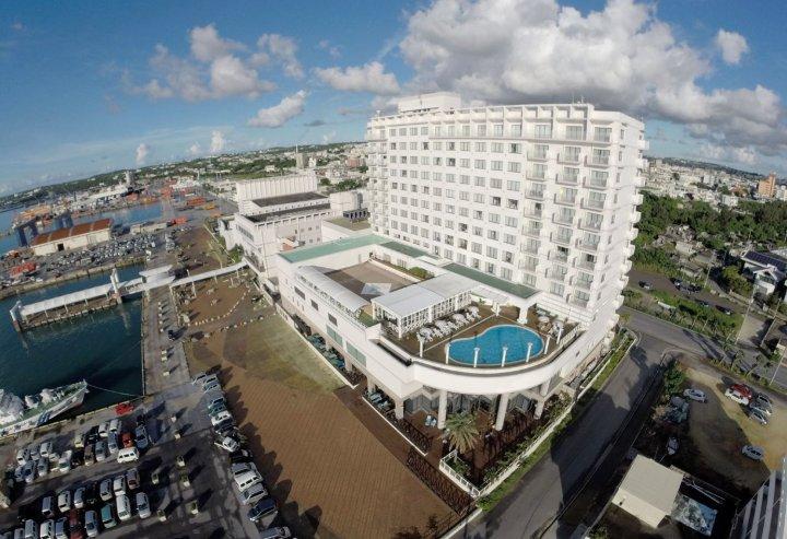 阿拖乐美拉德宫古岛酒店(Hotel Atollemerald Miyakojima)