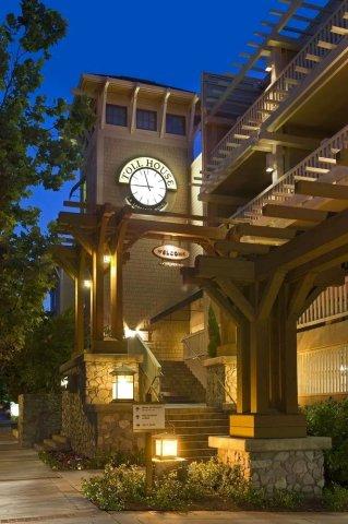 陶尔之家旅馆(Toll House Hotel)