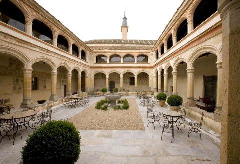 圣安托尼奥皇家酒店(Hotel San Antonio El Real)