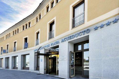 欧洲之星水道桥广场酒店(Eurostars Plaza Acueducto)