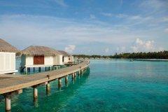 马尔代夫西纳蒙多维利酒店 - 水上套房(Cinnamon Dhonveli Maldives - Water Suites)