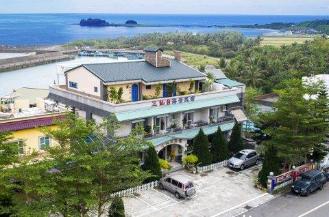 台东三仙台海景花园民宿(Taitung Sanxiantai Seaview Garden Hostel)