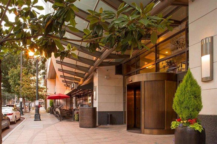 洛伊斯1000西雅图酒店(Loews Hotel 1000, Seattle)