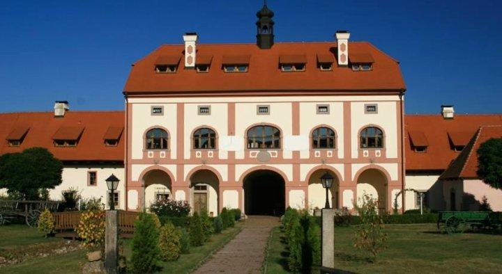 贝科夫酒店(Bykov Chateau)