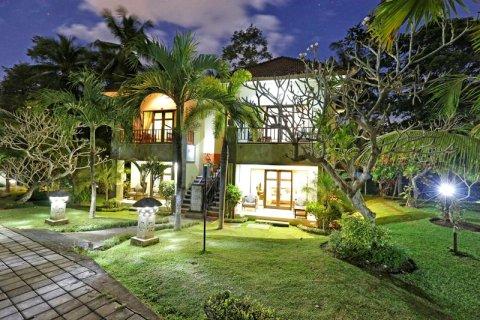 巴厘岛布和斯娃水疗度假村(Bhanuswari Resort & Spa Bali)