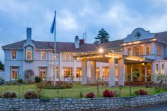 怀托莫石窟穴酒店(Waitomo Caves Hotel)