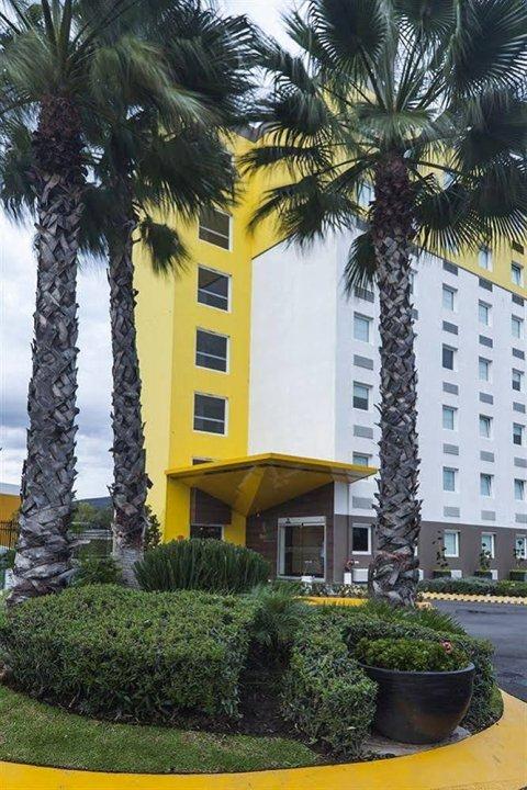 嗨萨波潘酒店(Hotel Hi Zapopan)